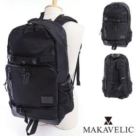 限定モデル MAKAVELIC マキャベリック リュック シエラ バインドアップ バックパック ブラックエディション ブラック  3107-10103 SS17