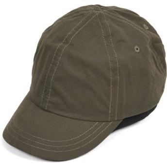 ハローコモディティ halo commodity Chuckled Cap Olive キャップ 帽子 メンズ レディース ユニセックス