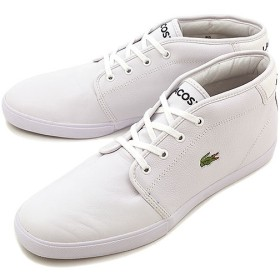LACOSTE ラコステ スニーカー AMPTHILL FRS WHT/WHT MAA004-QW9 SS14