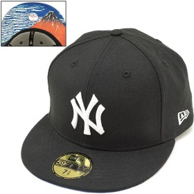 NEWERA ニューエラ キャップ New Era 浮世絵 葛飾北斎 凱風快晴 59FIFTY NY ニューヨーク・ヤンキース ベースボールキャップ 帽子 11559067 SS18