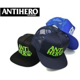 ANTIHERO アンタイヒーロー(アンチヒーロー) ANTIHERO FINGER HERO 2 MESH CAP フィンガーヒーロー 2 メッシュ キャップ