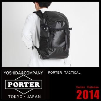 追加最大+34% 3/30から|吉田カバン ポーター タクティカル リュック メンズ 防水 PORTER 654-05418
