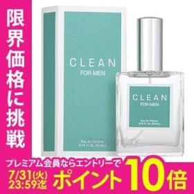 クリーン CLEAN クリーン メン 60ml EDT SP fs 【香水 メンズ】【あすつく】
