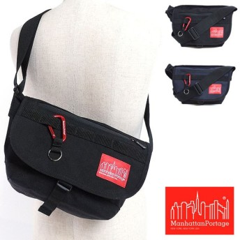 Manhattan Portage マンハッタンポーテージ UTILITY シリーズ Casual Messenger Bag カジュアル メッセンジャーバッグ ショルダー  MP1605JRWBKEY SS17