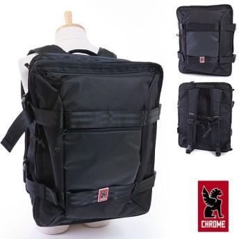 クローム トラベル パック CHROME バックパック リュックサック BLACK/BLACK  BG209BKBK FW16