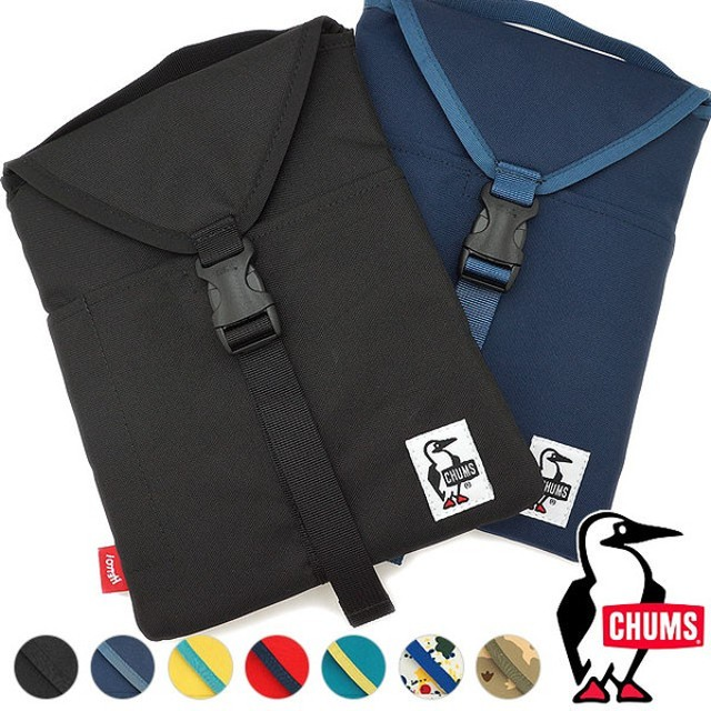 CHUMS チャムス バッグ Eco Tablet Sleeve エコ タブレット スリーブ ケース CH60-2417 SS18 メール便対応