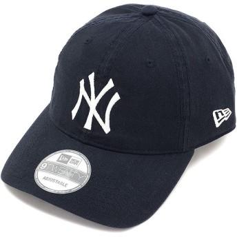 ニューエラ ニューヨーク・ヤンキース NEWERA メンズ レディース 9TWENTY Cloth Strap Washed Cotton NVY/S.WHT 11308520 SS16