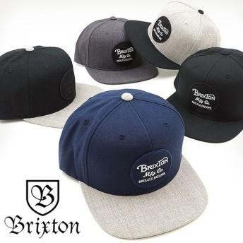 ブリクストン BRIXTON 帽子 WHEELER SNAPBACK FW16