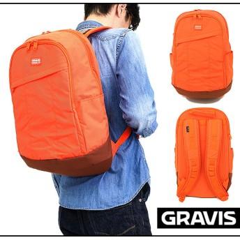 グラビス GRAVIS バッテリー バックパック リュック デイパック ORG 12806100800 SS14