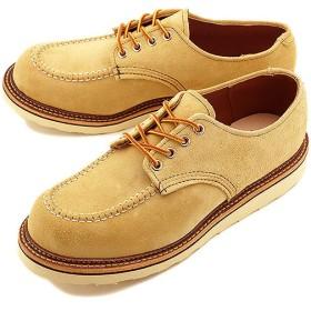 ポイント15倍 レッドウィング REDWING ブーツ #8097 ワーク オックスフォードシューズ HAWTHORNE ABILEN ROUGHOUT SS14