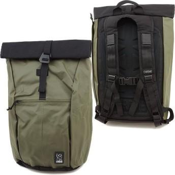 クローム CHROME バッグ ロールトップ バックパック OLV Jungle BG128OL00001