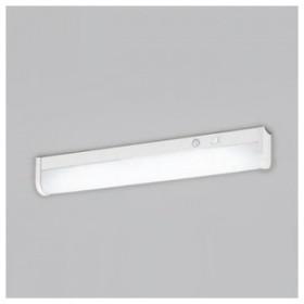 オーデリック LEDキッチンライト FL20W形蛍光灯1灯相当 人感センサ 手動スイッチ 壁面 棚下面 対面キッチン対応 昼白色 OB255091