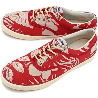 アドミラル Admiral スニーカー オール セインツ Botanical red SJAD1422-91704 SS15
