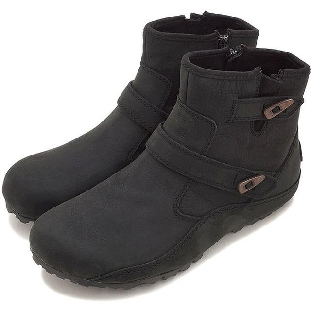MERRELL メレル ウィメンズ レディース ブーツ ショートブーツ HEVEN DUO WATERPROOF WMNS ヘヴンデュオ ウォータープルーフ BLK  69180