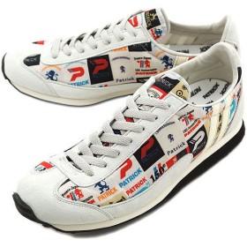 パトリック PATRICK スニーカー 靴 マイアミ120 LOGO 524519
