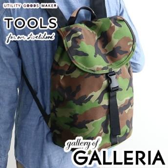 セール70%OFF Tools by SLOW ツールズバイスロウ リュックサック TOOLS PACK NAPSACK S リュック ナップサック ナイロン 迷彩 メンズ レディース 306T38DW