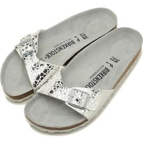 BIRKENSTOCK ビルケンシュトック サンダル 靴 レディース Madrid マドリッド MS.Silver  GC1008802 SS18
