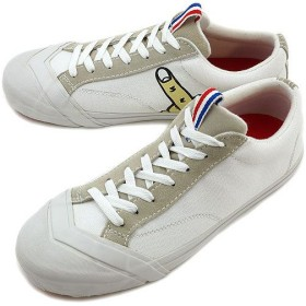 "ルーザーズ LOSERS スニーカー SCHOOLER LOW CUSTOM ""F.O"" WHITE"