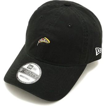 NEWERA ニューエラ キャップ New Era 9TWENTY Symbol Cloth Strap シンボル クロスストラップ ベースボールキャップ 帽子 ブラック/Sホワイト 11474930 FW17