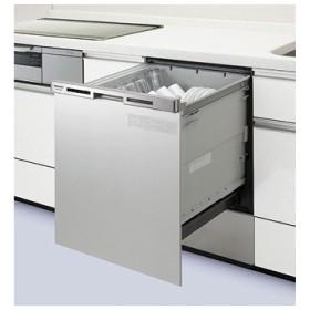 パナソニック ビルトイン食器洗い乾燥機 NP-45MC6T 幅45cmディープタイプ キッチン奥行60cm対応機 ドアパネル一体型