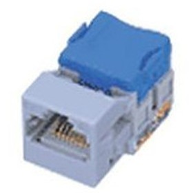 パナソニック パッチパネル用モジュール CAT5E グレー NR3061H