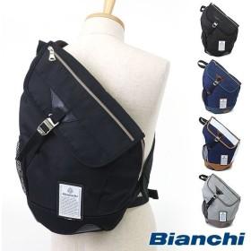 ビアンキ メンズ レディース Bianchi ワンショルダーバッグ バックパック  BYUY-05 SS16