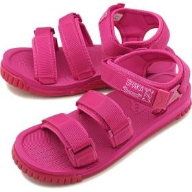 SHAKA シャカ サンダル 靴 メンズ・レディース NEO BUNGY ネオ バンジー FUCHSIA  433034 SS18
