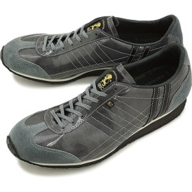 PATRICK パトリック スニーカー メンズ レディース 靴 アイシック・エナメル GRY 527774 FW15Q4 パトリック