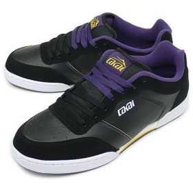 ラカイ LAKAI スニーカー STAPLE OG JE ステイプル OG JE BLACK/PURPLE/YELLOW