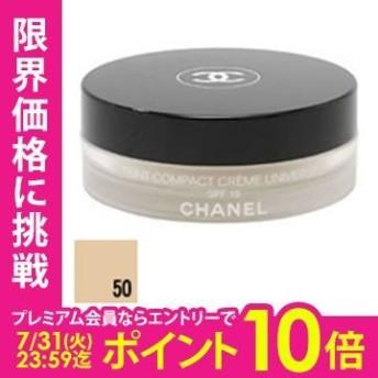 シャネル CHANEL タン コンパクト クリームユニヴェルセル SPF15/PA++ #50 12g cs 【nas】