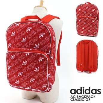 adidas Originals アディダス オリジナルス バッグ リュックサック AC BACKPACK CLASSIC GR ACバックパック クラシック GR FJE25/DH3364 FW18
