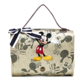 Monnalisa Mickey Mouse shoulder bag - ニュートラル