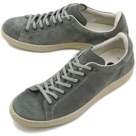 パトリック PATRICK スニーカー 靴 パンチ・スエード GRY 524584