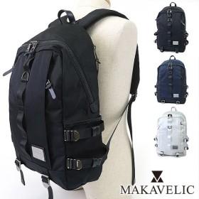MAKAVELIC マキャベリック バッグ メンズ レディースセンター ベルト バックパック (3105-10112)