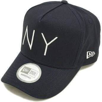 ニューエラ ニューヨークシティ キャップ NEWERA メンズ レディース 9FORTY D-Frame NY NVY/S.WHT 11230386 SS16
