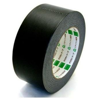 クラフトテープ ピュアカラー No.228 オカモト No.228 38mm×50m 黒