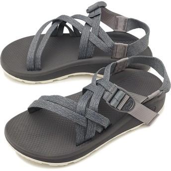 日本別注 Chaco サンダル 靴 チャコ メンズ MENS Z CLOUD X Zクラウド X Heather Gray グレー  12366138 J199415 SS18