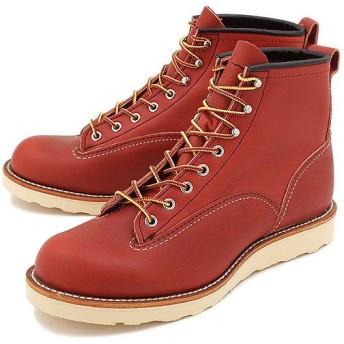 ポイント15倍 レッドウィング REDWING ブーツ #2907 6インチ ラインマン ワークブーツ ORO-RUSSET PORTAGE