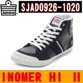 【レディースシューズ】【Admiral】 INOMER HI II SJAD0926-1020【470】