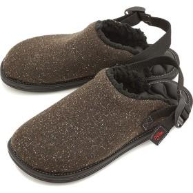 GRAMICCI FOOTWEAR グラミチ フットウェア メンズ レディース スニーカー ラクーン DK.BROWN (GR00015038DKBW FW15)