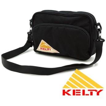 KELTY ケルティ KELTY VINTAGE SHOULDER MEDIUM バッグ ショルダーバッグ ヴィンテージ ショルダー ミディアム BLACK(2591887 SS12)