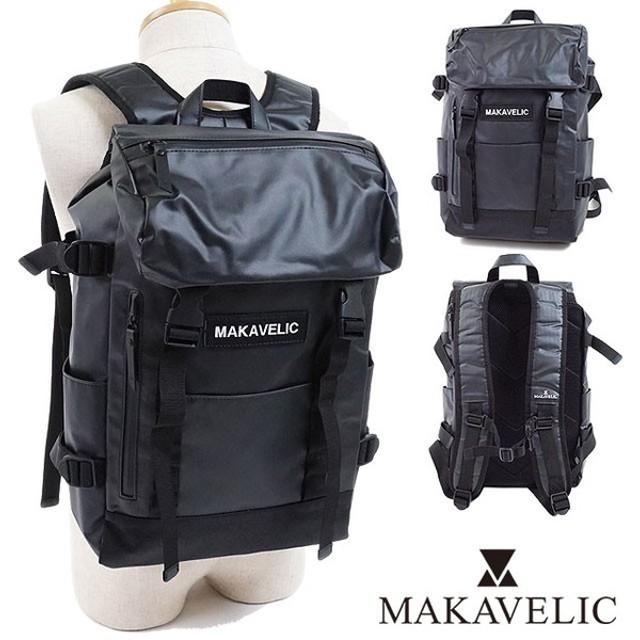 限定モデル MAKAVELIC マキャベリック リュック [20L] TRUCKS WETHER PROOF DB BACKPACK ウェザープルーフ DB バックパック デイパック  3107-10122 FW17