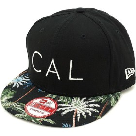 NEW ERA 9FIFTY PALMTREE CAL CAP ユニセックス