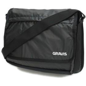 GRAVIS グラビス GRAVIS グラビス バッグ HOBO SMALL ショルダーバッグ ホボ スモール BLACK SHINE(ポーチ)(246665/260644 FW11)/セール/完売