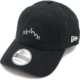 ニューエラ NEWERA ミニロゴ キャップ 9TWENTY Mini Logo CAP メンズ レディース アジャスタブル 帽子 NEW ERA ブラック  11785646 FW18