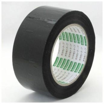 OPPテープカラー No.333C オカモト No.333C 48mm×100m 黒