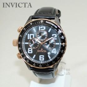 6f2b021519 インビクタ 腕時計 INVICTA 時計 11252 Ceramics セラミックス クロノグラフ ブラック レザー/ピンクゴールド メンズ  インヴィクタ 通販 LINEポイント最大0.5%GET ...