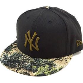 ニューエラ ニューヨーク・ヤンキース キャップNEWERA 帽子 9FIFTY カクタスカモ/ブラック/モスブラウン  11322523 FW16