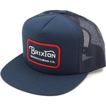 BRIXTON ブリクストン キャップ GRADE MESH CAP グレード メッシュキャップ 帽子 ネイビー/レッド 00232 SS17