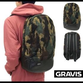 """GRAVIS グラビス バッグ TRANSPORT """"23L"""" トランスポート  バックパック リュック デイパック CAMO  16354100950 FW15"""